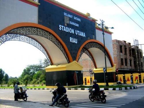 Pembangunan Sirkuit Balap di Stadion Utama Riau Tahun 2021 Dibayarkan APBN dan APBD