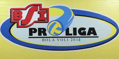 Tiga Tim Siap Perebutkan Piala Tetap di Proliga 2014