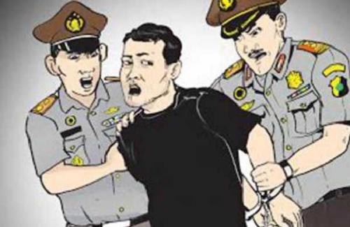 Satu Lagi Pelaku Perampok Toko di Mandau Ditangkap dan Ditembak Polisi
