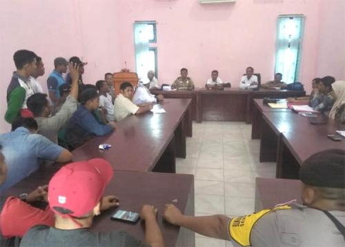 Ratusan Karyawan Pabrik Gula di Dumai Tetap Ngotot Tuntut Pembayaran Gaji