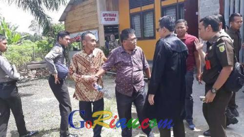 Sidang Perdana Kasus Begal Kuansing, Paman Korban Kejar Pelaku