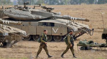 Tentara Israel Tembak Mati 2 Remaja Palestina