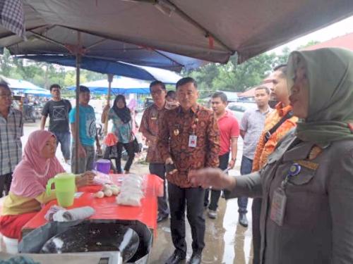 Hari Ini, Bupati Kuansing di Musrenbang dan Wabup Tinjau Pasar