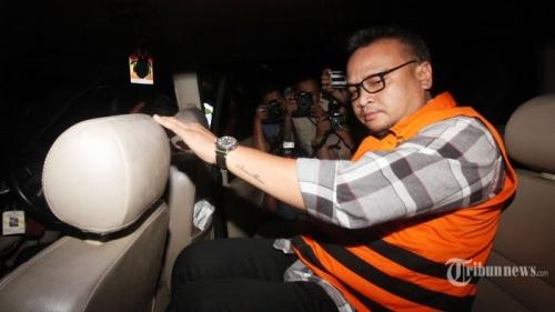 Keponakan Setya Novanto Dijebloskan ke Rutan Guntur