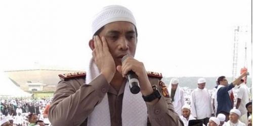 Muazin Aksi Bela Islam 212 Jadi Kapolres Jaksel