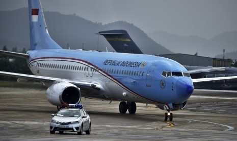 Ketua KPU Bolehkan Jokowi Kampanye Gunakan Pesawat Kepresidenan, Ini Alasannya