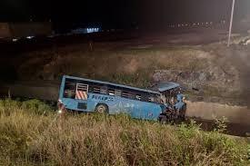 Bus Masuk Selokan, 4 WNI Tewas di Malaysia, 10 Luka-luka