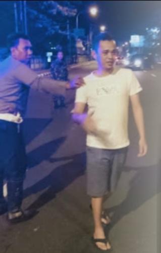 Nyaris Tabrak Kolonel, JM Malah Teriak Bapak Tidak Tahu Saya, Saya Anggota DPRD Sumbar
