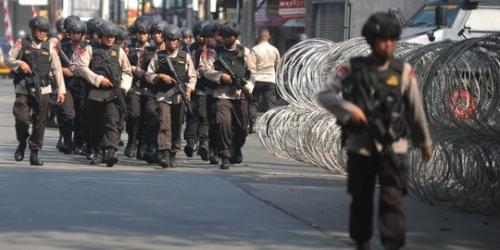 Rusuh di Mako Brimob, 5 Polisi Tewas, 1 Aparat Masih Disandera Para Napi