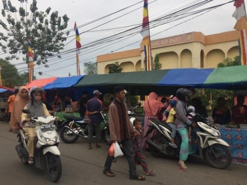 Ini yang Buat Disdagtrin Inhil Tak Lagi Buat Pasar Wadai di Ramadan Tahun Ini