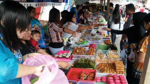 Jadi Kearifan Lokal, Pasar Ramadhan Hanya Perlu Izin Lurah dan Camat