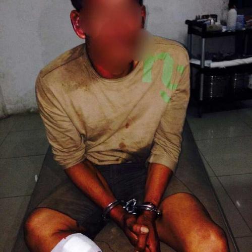 Polisi Gerebek Penginapan Tempat Sembunyi Perampok, 1 Orang Dilumpuhkan dengan Timah Panas