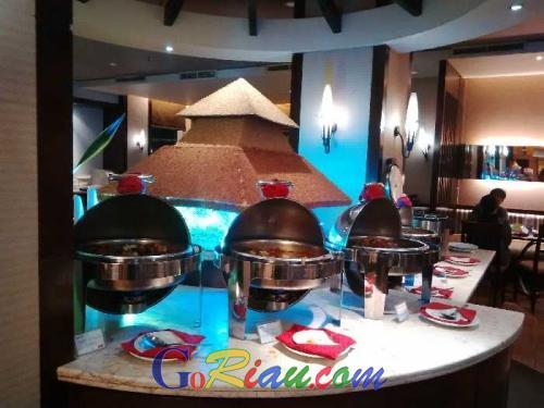 Bingung Buka Puasa Dimana, Hotel Grand Zuri Dumai Ada 42 Pilihan Menu Berbeda Setiap Harinya