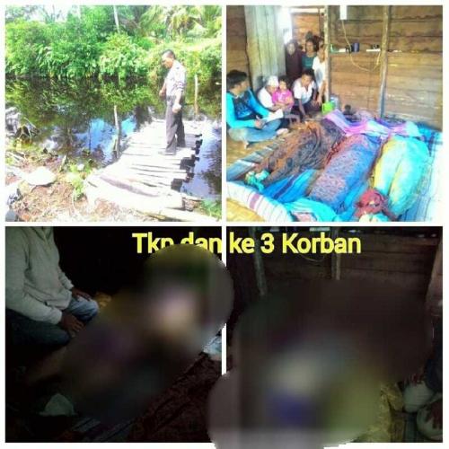 Tragis, Berniat Menolong Anak, 1 Keluarga Justru Tewas Tenggelam di Kanal