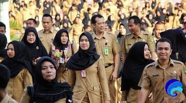 Pemerintah Buka 254.173 Lowongan CPNS dan PPPK, Ini Alokasinya