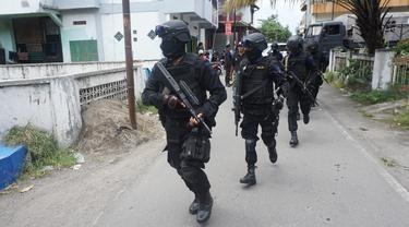 Beredar Surat Densus 88 Berencana Tangkap Perwira TNI Aktif, Begini Penjelasan Mabes Polri