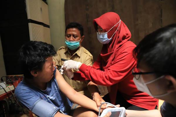 Bukti Vaksinasi Jadi Syarat Urus SKCK, Ini Penjelasan Polres Inhil