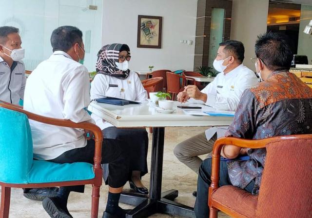 BKKBN Yakin Kepulauan Meranti Mampu Tuntaskan Pendataan Keluarga Hingga 100 Persen