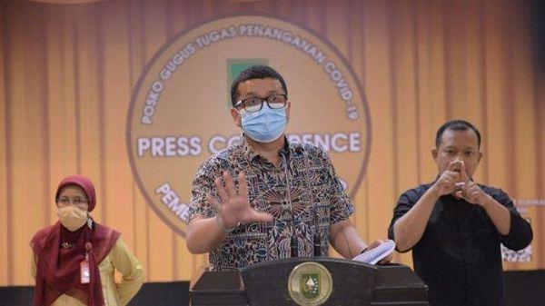 Dokter RS Madani Pekanbaru Meninggal Akibat Covid-19, Jubir Satgas Riau Minta Nakes Tetap Semangat