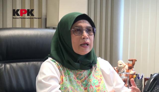 Novel Cs Laporkan Wakil Ketua KPK Lili Pintauli ke Dewas, Diduga Tekan Syahrial Tuntaskan Urusan Adik Iparnya