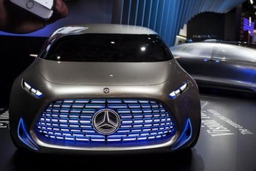 Mercedes Siap Merilis Mobil Elektrik Terbaru, Katanya Mirip dengan BMW i Lho..