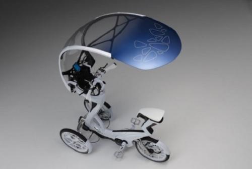 Perahu Beroda Tiga Ini Adalah Kendaraan Masa Depan Ala Yamaha