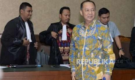 MA Bebaskan Terdakwa Kasus BLBI Syafruddin Temenggung, Salah Satu Hakimnya Asal Riau