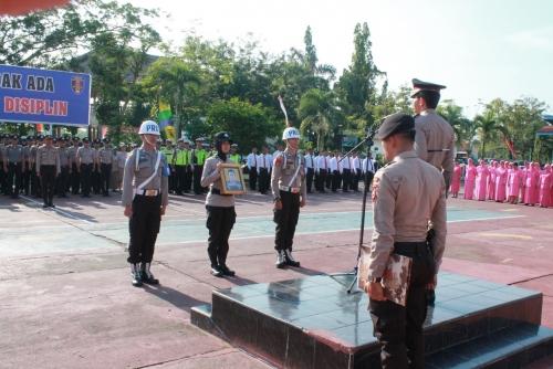 Pakai Narkorba dan Jarang Masuk Kerja, Oknum Polisi di Polres Inhu Dipecat
