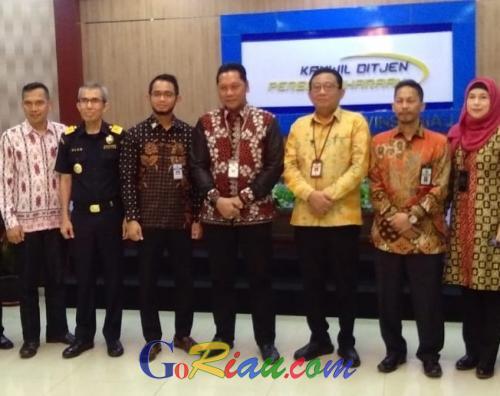 Tahap I 2019, Realisasi DAK Fisik Riau Baru Capai 7,19 Persen