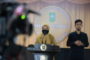 39.838 Warga Riau Telah Dirapid Test, 518 Reaktif dan Sudah Diswab