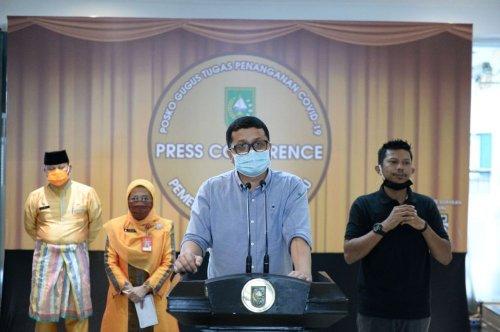 Hasil Tracing Pasien Covid-19 yang Lolos di Bandara SSK II, Ayah Diisolasi di Jakarta, Anaknya Dirawat di Rohul