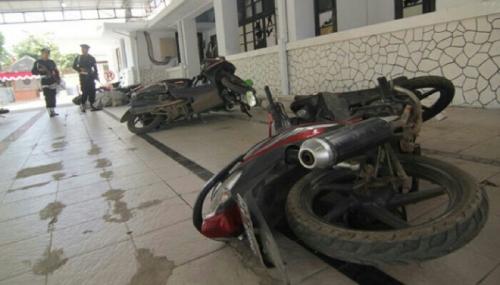 Serang Balai Kota Makassar, 5 Polisi Berpangkat Brigadir Dua Ditahan