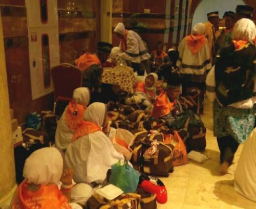 JCH Kloter 10 Sampai di Madinah, Hasbullah: Jamaah Asal Meranti Sehat