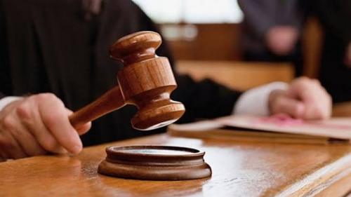 Terbukti Edarkan Sabu, Mantan Kapolsek Menangis Divonis 8,5 Tahun Penjara