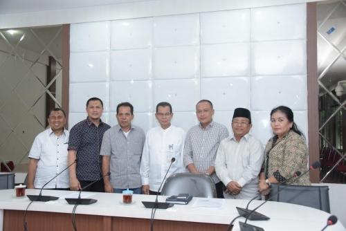Komisi IV DPRD Bengkalis Sampaikan Persoalan Pungli Sekolah ke Disdik Riau