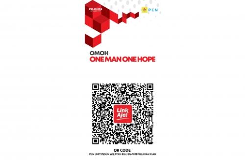 Ribuan Pegawai PLN Riau-Kepri Berdonasi Lewat Program One Man One Hope