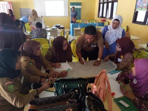 Menuju Aktivitas Pembelajaran Sukses, Tanoto Foundation Latih Guru di Kuansing