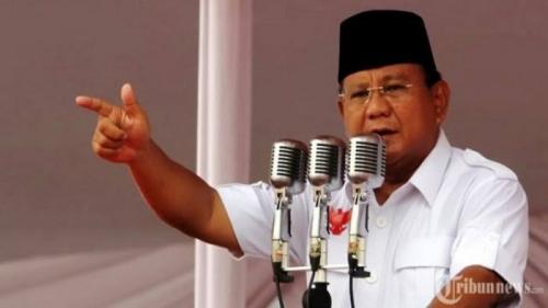 Prabowo: Ekonomi Melemah karena Kita Dikuasai Asing