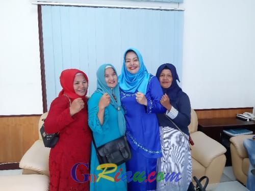 Bersama Halim, Komperensi Maju di Pilkada Kuansing 2020