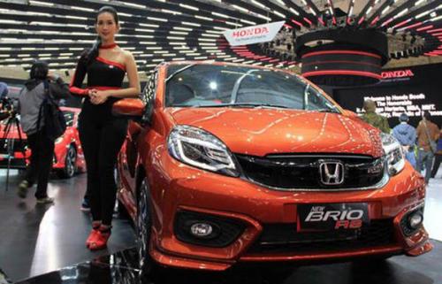 Meningkat, 4.865 Mobil Honda Terjual Selama Agustus