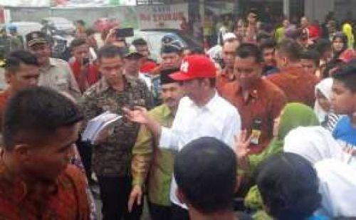 Agenda Jokowi di Riau: Tinjau Bekas Lahan Terbakar dan Bagikan Kartu Sakti, Korban Asap Tak Masuk Jadwal