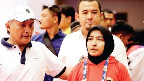 Miftahul Jannah Didiskualifikasi karena Tolak Lepas Jilbab, Kiai Maruf: Atlet Harus Patuhi Aturan