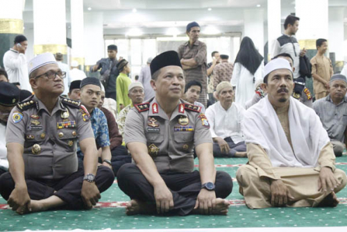 MUI Sarankan Kapolda Riau Perbaiki Citra Polri dengan Terapkan Budaya Melayu