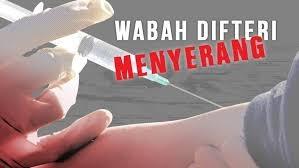Wabah Difteri Serang 95 Kabupaten/Kota di 20 Provinsi, Ini Penyebabnya