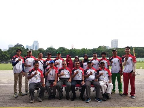 Sempat Diragukan, Akhirnya Riau Ikuti Kejurnas Panahan 2018 Jakarta