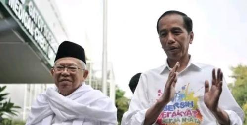 Ini Kelompok Penyumbang Terbesar Dana Kampanye Jokowi-Maruf