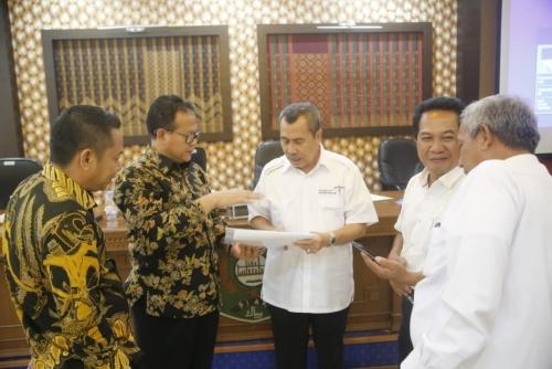 Mantan Menteri Kelautan dan Perikanan ke Siak Bawa Solusi untuk Petani yang Lakukan Replanting