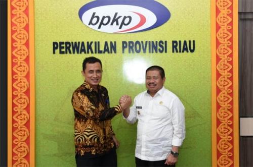 BPKP Siap Lakukan Pendampingan Jika Diminta Pemkab Bengkalis