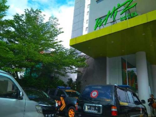 Seorang Pria Meninggal di Hotel Whiz Pekanbaru Siang Ini