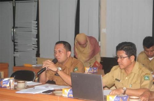 Pemkab Bengkalis Terapkan e-Planning di Desa, Kecamatan Diminta Mensupport